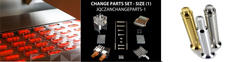 Best Tooling and Change parts